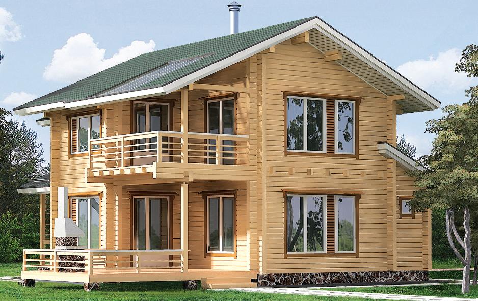 Маленький двухэтажный дом планировка для жизни